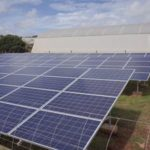Ground Mounted System (80 kWp)