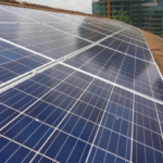 Greenspark commissions 23 kWp tiled mounted solar system - Westlands Nairobi