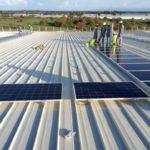 Greenspark starts 200 kWp installation