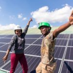 Solar powered UPS supports IT project