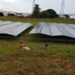 Mt Elgon Farm installs the first 48 kWp, working towards grid-independence.